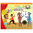 EEBOO - WRITE ME A STORY - CIRCUS ANIMAL ADVENTURES