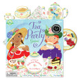 EEBOO - SPINNER GAME - TEA PARTY