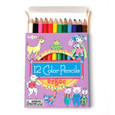 EEBOO - 12 PENCILS - FAIRYTALE