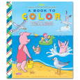 EEBOO - A BOOK TO COLOR - A DAY AT THE BEACH