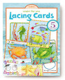 EEBOO - LACING CARDS - UNDER THE SEA