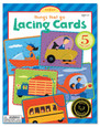 EEBOO - LACING CARDS - THINGS THAT GO