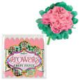 EEBOO - CREPE PAPER FLOWERS - MYRTLE