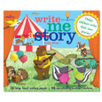EEBOO - WRITE ME A STORY - ANIMAL VILLAGE