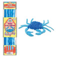 EEBOO - PIPE CLEANERS - BLUE CRAB COLOURS