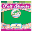 EEBOO - FELT SHEETS - CHAMELEON