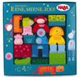 HABA - BUILDING BLOCKS - EENY,  MEENY, MINY, ZOO