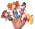 FINGER PUPPETS - A DAY AT FANTASYLAND