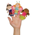 FINGER PUPPETS - SPRINGTIME SWEETIES