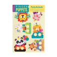 MUDPUPPY - FINGER PUPPETS - PARTY ANIMALS