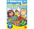 SHOPPING LIST GAME - BOOSTER PACK - CLOTHES