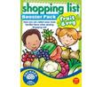 SHOPPING LIST GAME - BOOSTER PACK - FRUIT & VEGETABLES