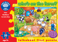 PUZZLE - WHO'S ON THE FARM?