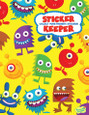 BIG STICKER BOOK - MONSTERS