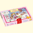 PRINCESS LILLIFEE - PUZZLE SET - WINTER JOY
