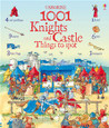 USBORNE - 1001 KNIGHTS AND CASTLE THINGS TO SPOT
