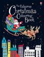 USBORNE - COLOURING BOOK - CHRISTMAS