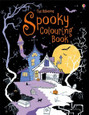 USBORNE - COLOURING BOOK - SPOOKY