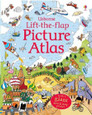 USBORNE - LIFT-THE-FLAP PICTURE ATLAS