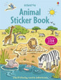 USBORNE - STICKER BOOK - ANIMAL