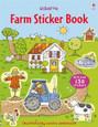 USBORNE - STICKER BOOK - FARM