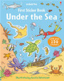 USBORNE - FIRST STICKER BOOK - UNDER THE SEA