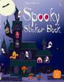 USBORNE - STICKER BOOK - SPOOKY