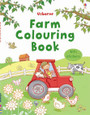 USBORNE - COLOURING BOOK - FARM