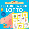 FARMYARD TALES GAME - PICTURE WORD LOTTO