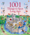 USBORNE - 1001 THINGS TO SPOT LOG AGO
