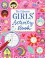 USBORNE - ACTIVITY BOOK - GIRLS'