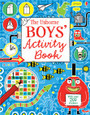 USBORNE - ACTIVITY BOOK - BOYS'