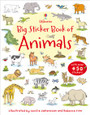 USBORNE - BIG STICKER BOOK OF ANIMALS