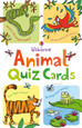 USBORNE - QUIZ CARDS - ANIMAL