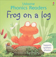 PHONICS READERS - FROG ON A LOG