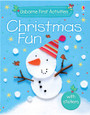 USBORNE - PRESCHOOL ACTIVITIES - CHRISTMAS FUN