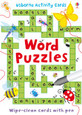 USBORNE - WORD PUZZLES