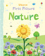 USBORNE - FIRST PICTURE BOARD BOOK - NATURE