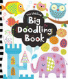 USBORNE - BIG DOODLING BOOK