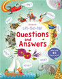 USBORNE - LIFT-THE-FLAP QUESTIONS & ANSWERS