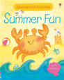 USBORNE - FIRST ACTIVITIES BOOK - SUMMER FUN