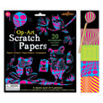 EEBOO - SCRATCH PAPERS - HOLOGRAPHIC