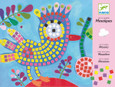 DJECO - MOSAICS ART BY NUMBERS - BIRD & LADYBIRD