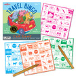 EEBOO - TRAVEL GAME - BINGO
