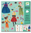DJECO - STICKERS & PAPER DOLLS - MASSIVE FASHION