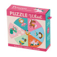 MUDPUPPY - PUZZLE WHEEL - PRINCESS