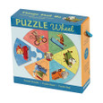 MUDPUPPY - PUZZLE WHEEL - THINGS THAT GO