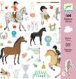 DJECO - STICKERS - HORSE