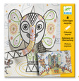 DJECO - COLOURING SURPRISE - POP AND THE ELEPHANT