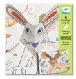 DJECO - COLOURING SURPRISE - BUNNY UP